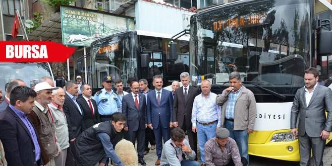 Gemlik-Bursa hattı artık daha konforlu