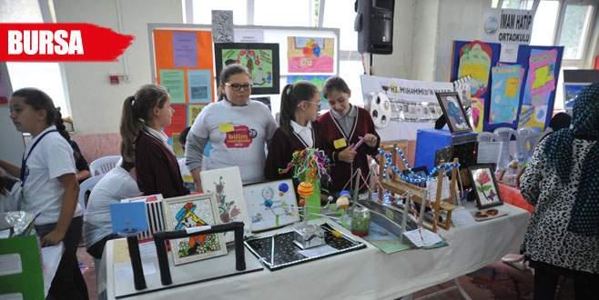 Orhangazi'de bilim şenliği