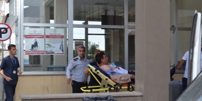 İki aile arasında kavga: 13 yaralı