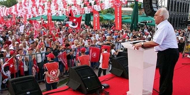 YSK'dan Vatan Partisi'ne 'meydan' izni
