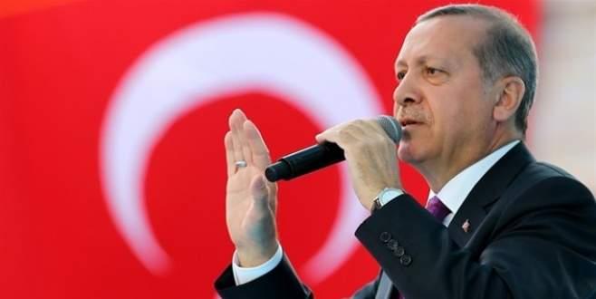 Erdoğan'dan fetih mesajı