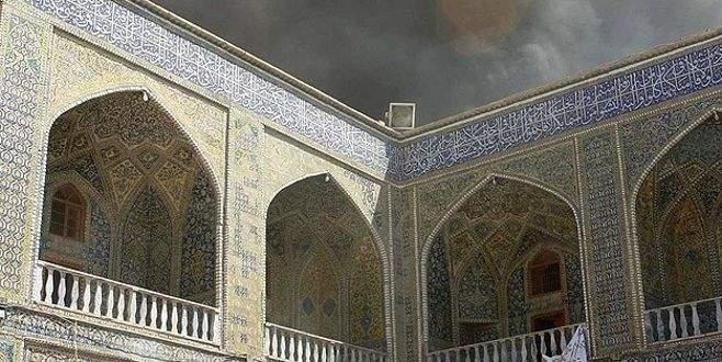 Camiye bombalı saldırı: 4 ölü