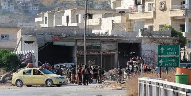Halep-Lazkiye bağlantısı koptu