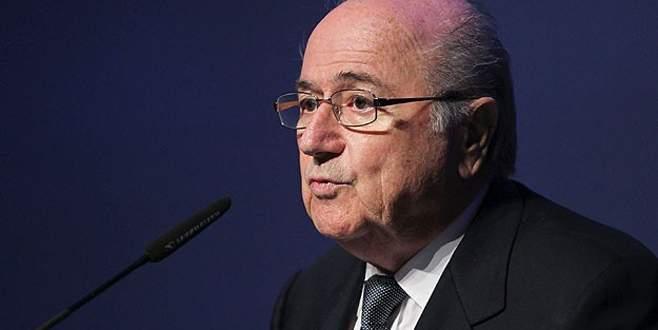 Blatter yeniden FIFA başkanı
