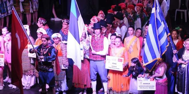 Bodrum'da 'Dans Festivali' devam ediyor