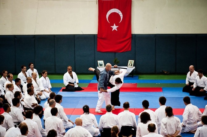 Aikido Festivali Başkentte Başlıyor