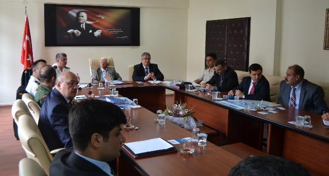 Akçakoca'da Boğulmalarını Önleme Toplantısı