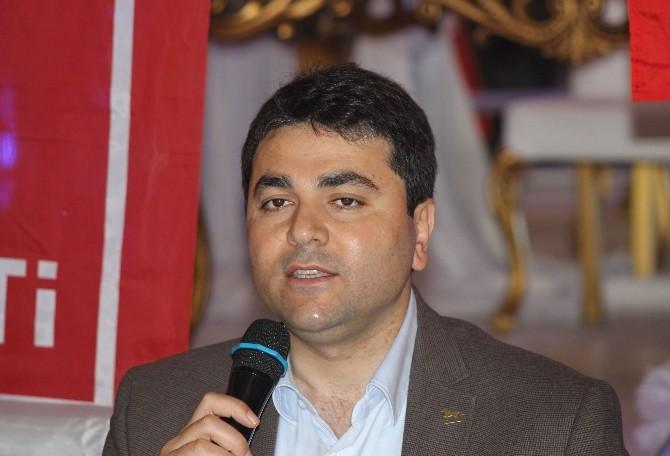 DP Genel Başkanı Gültekin Uysal Sakarya'da