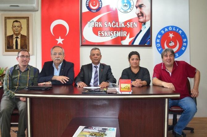 Türk Sağlık Sen'den Şiddete Tepki
