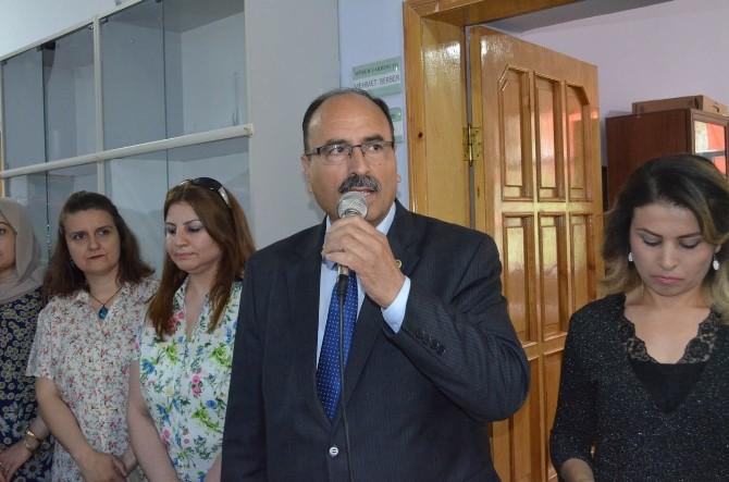 Kula Halk Eğitim Merkezi'nden Yıl Sonu Sergisi