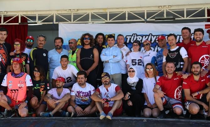 Türkiye Su Jeti Şampiyonası Elazığ'da Başladı