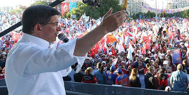 Başbakan Davutoğlu'ndan 2 müjde