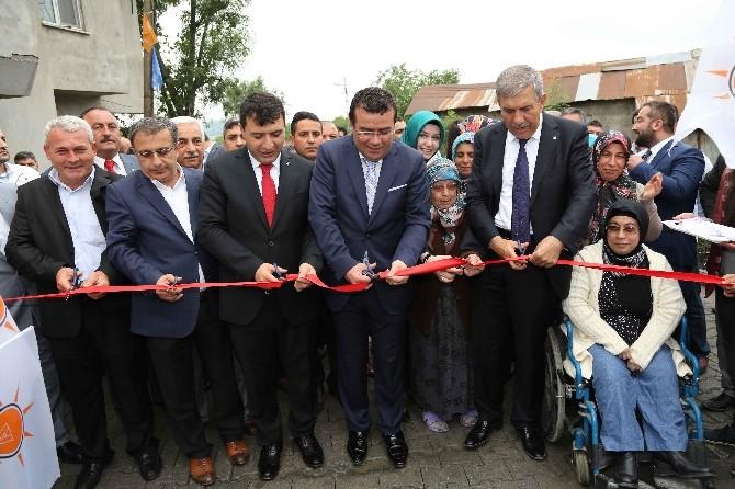 Atakum Belediyesi'nin 'Örnek Köy' Uygulaması Büyük İlgi Görüyor