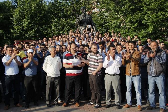 Enpay İşçileri Türk Metal'den İstifa Etti