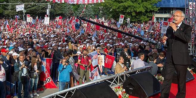 'Taşeron işçileri CHP iktidarında kadro sahibi olacak'