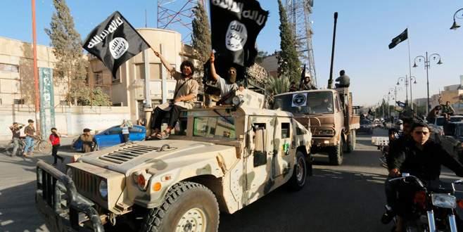Stratejik kasaba IŞİD'in elinde
