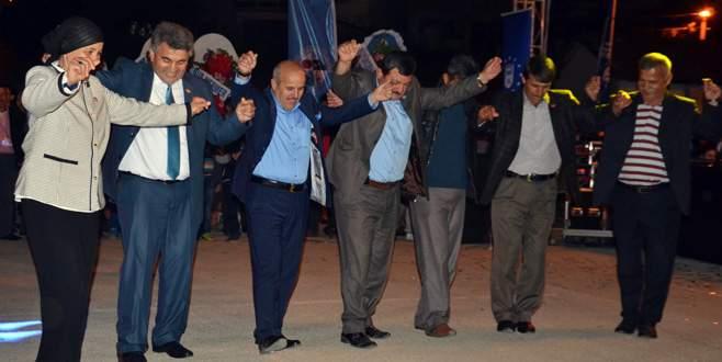 Büyükorhan'da Yörük ve Türkmen festivali