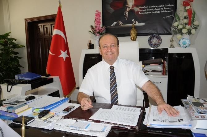 Başkan Özakcan'ın Berat Kandili Mesajı