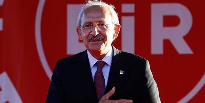 Kılıçdaroğlu'nun tazminat talebine ret