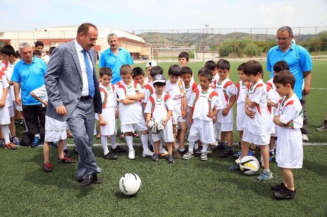 Haydi Yaz Spor Okullarına