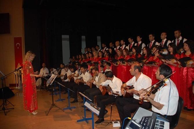 Şehr-i Yaman Medeniyetler Korusu 5 Dilde Konser Verdi