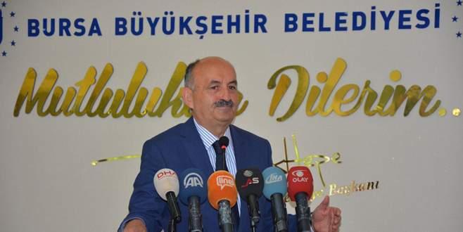 Bakan Müezzinoğlu'ndan Türk Tabipler Birliği'ne eleştiri