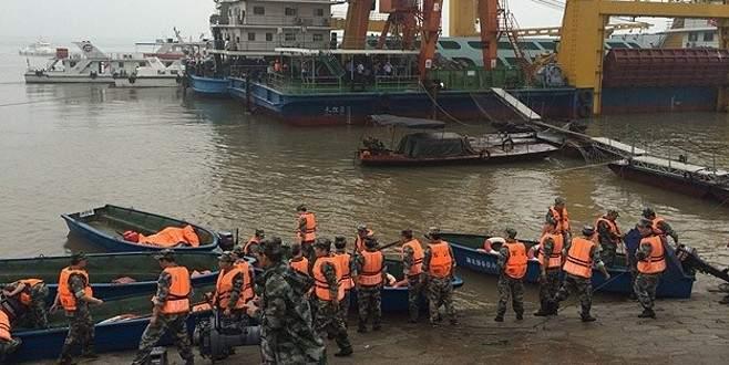 Batan gemideki 423 kişi aranıyor