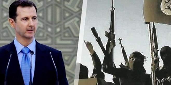 'Esad IŞİD'e yardım ediyor'