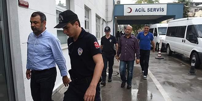 'Paralel devlet yapılanması' operasyonunda 27 şüpheli adliyede