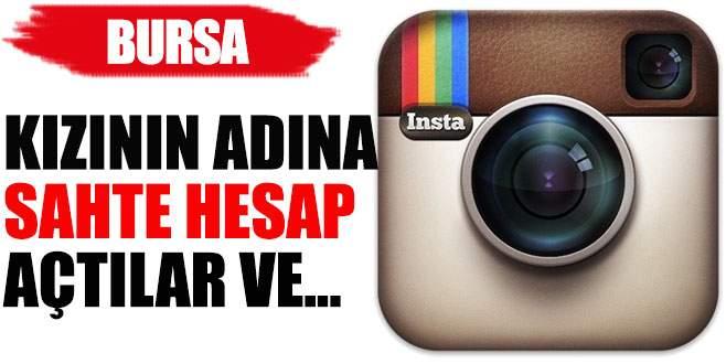 Instagram'da şok!