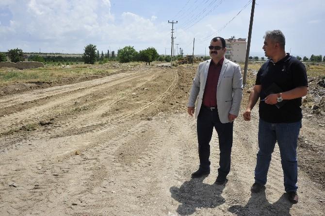 Karaman Belediyesi'nden Mersin Yolu'na Alternatif Yol