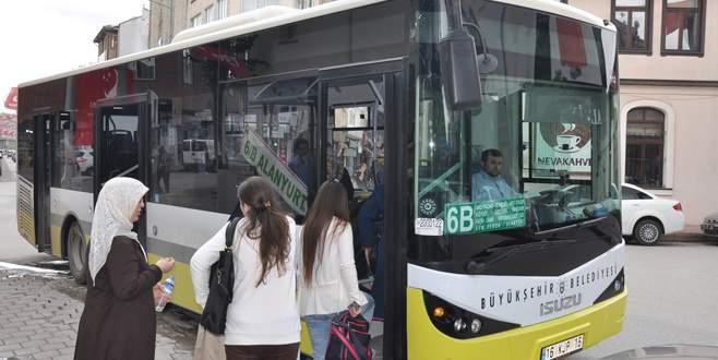 İNULAŞ'tan 4 yeni otobüs