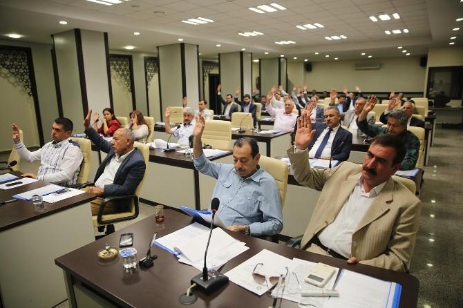 Haliliye Belediye Meclisi Haziran Ayı Olağan Toplantısı'nın 5. Birleşimi Gerçekleştirildi