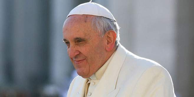 Papa Franciscus Bosna Hersek'te