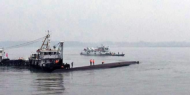 Gemi kazasında ölü sayısı 431'e yükseldi