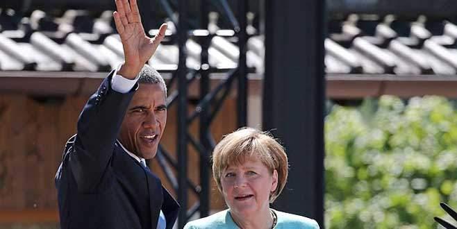 G7 Zirvesi öncesi 'mini zirve'
