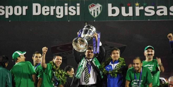 Sağlam Bursaspor'da 2. şampiyonluğunu istiyor