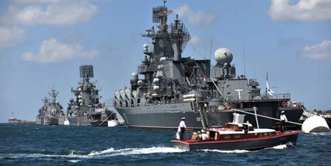 Rusya ve Mısır'dan ortak deniz tatbikatı