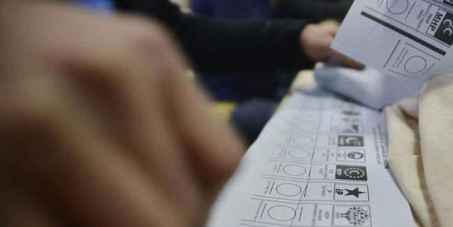 Soma'da AK Parti birinci oldu