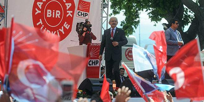 CHP'nin seçim karnesi