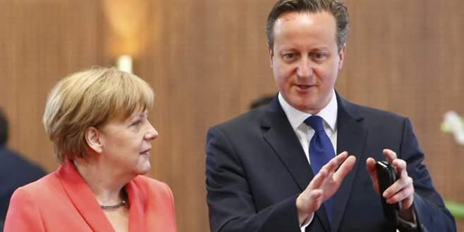 David Cameron'dan AB açıklaması