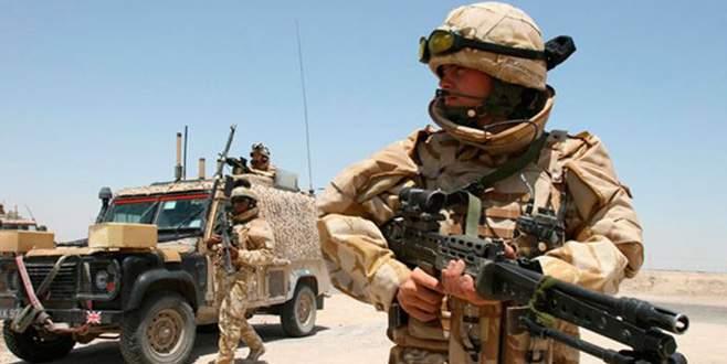 İngiltere, Irak'a 125 askeri personel daha gönderiyor