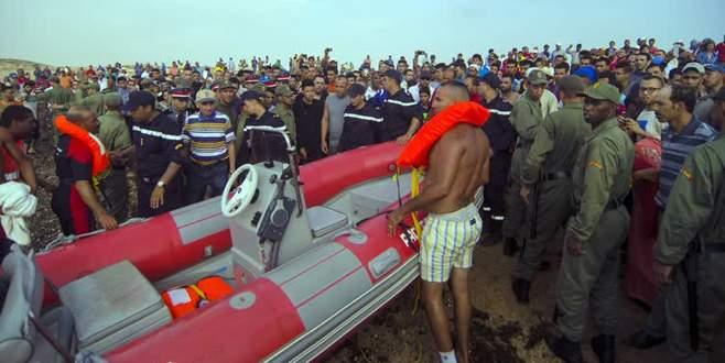 Denize giren 6 sporcu boğuldu
