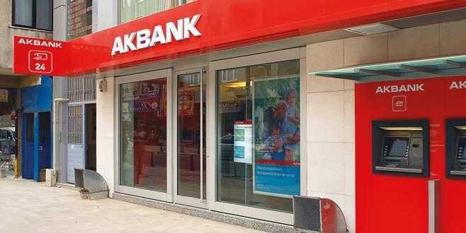 BDDK'dan Akbank'a izin