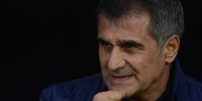 Şenol Güneş'ten 'Beşiktaş' açıklaması