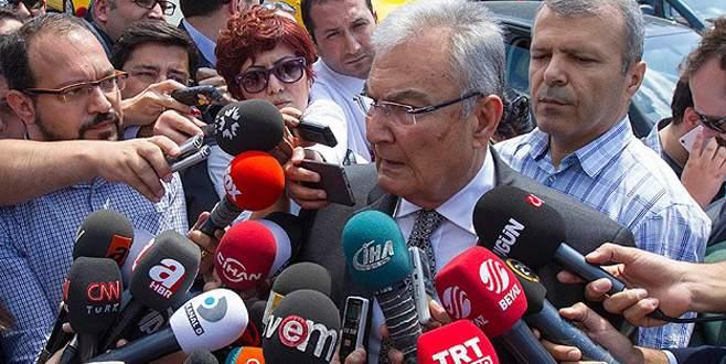 Deniz Baykal'dan 'koalisyon' açıklaması