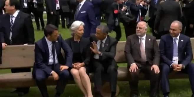 Obama ile bir türlü görüşemedi