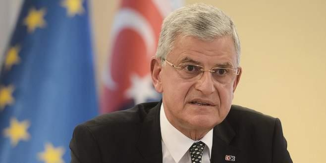 'AP'nin Türkiye raporunu kabul etmiyoruz'