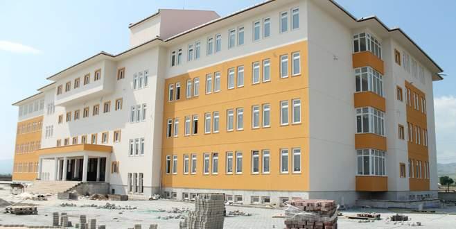 Okullara yeni binalar