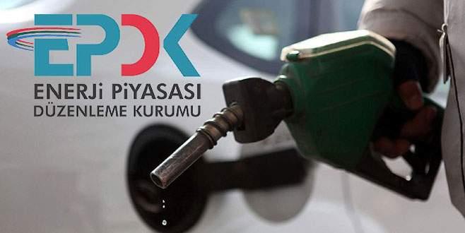 """""""EPDK'nın benzin zammına müdahalesi yok"""""""